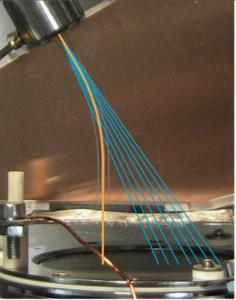 PRL Bild von einem Mikrowellenguide